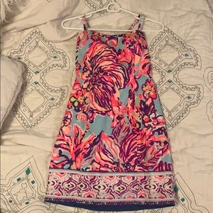 SUPER CUTE lilly pulitzer dress new with tags